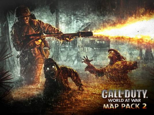 Call of Duty: World at War, Map Pack 2 для РС