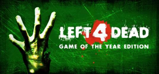 В новом патче Left 4 Dead добавили лобби-браузер
