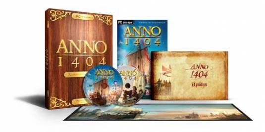 Anno 1404 (Dawn of Discovery) - скачать русификатор для игры