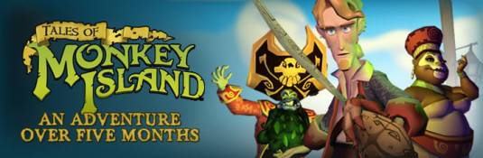 Трейлер Tales of Monkey Island: Эпизод 2