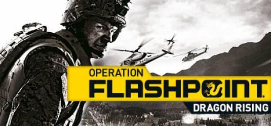 Operation Flashpoint: Dragon Rising – эксклюзивный запуск в магазинах