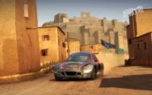 Colin McRae: Dirt 2, видео DX11
