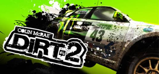 Colin McRae: DiRT 2, демо версия