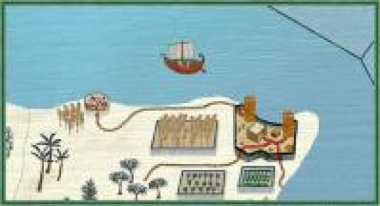 (Indie) Hannibal: Rome and Carthage, TBS с графикой из папируса