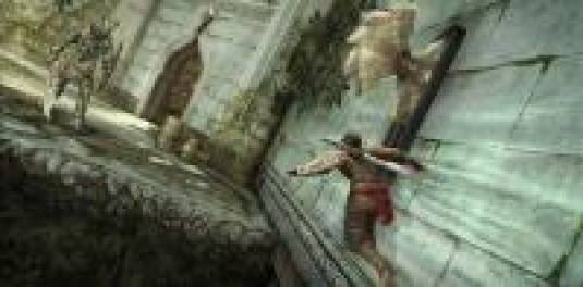 Prince of Persia: The Forgotten Sands. Wii Screenshots
