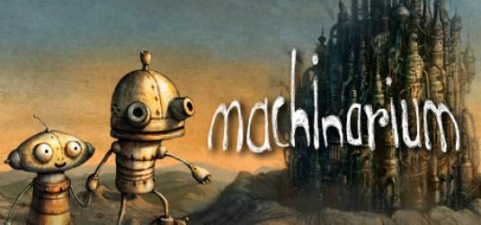 Microsoft против Machinarium