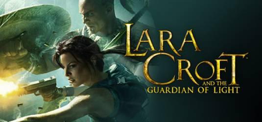Lara Croft and The Guardian of Light, трейлер