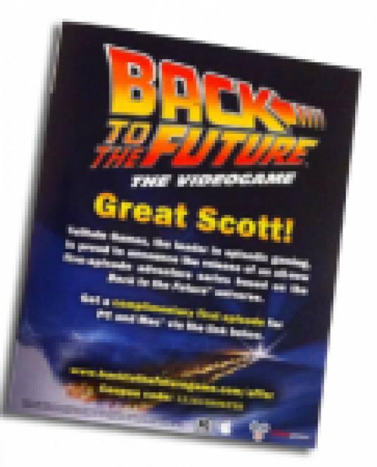 Назад В Будущее: The Game, бесплатно для всех!