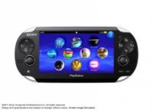 Анонс портативной игровой консоли NGP (PSP2)