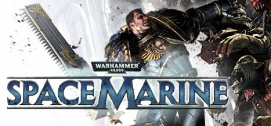 Warhammer 40000: Space Marine, прыжковые ранцы