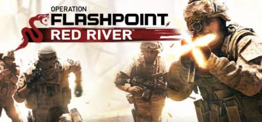 патч-русификатор текста для Operation Flashpoint Red River
