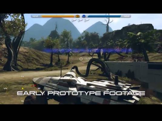 Mass Effect мог стать FPS