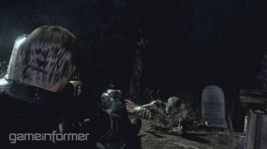 Resident Evil 6, новые скриншоты