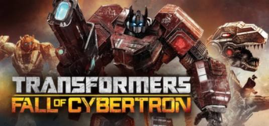 Transformers: Fall of Cybertron - Launch Trailer