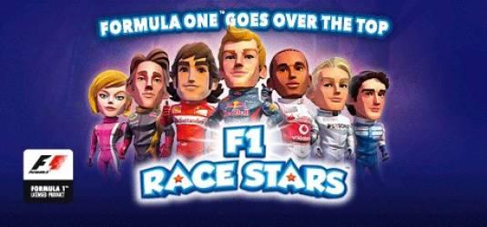 F1 Race Stars, в России от Буки