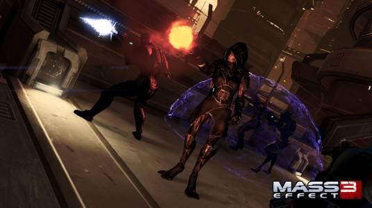 Mass Effect 3: Omega, первые скриншоты