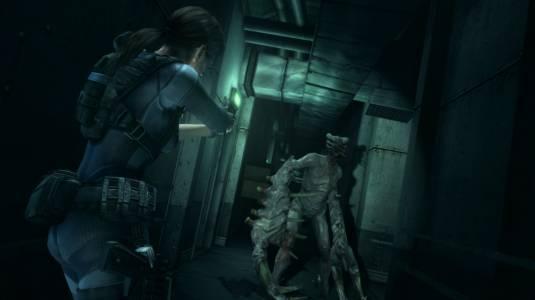 Resident Evil: Revelations, видео и скриншоты HD версии игры