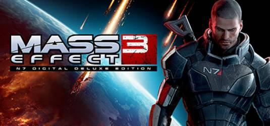"Mass Effect 3 - дополнение ""Расплата""."