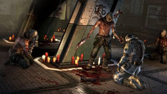 Dead Space 3: Awakened, видео и скриншоты