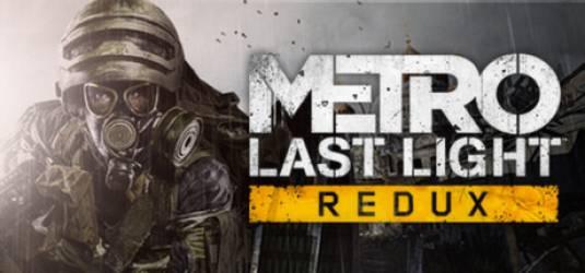Metro: Last Light, геймплейное видео