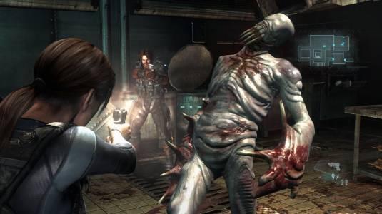 Resident Evil: Revelations, скриншоты PC версии игры