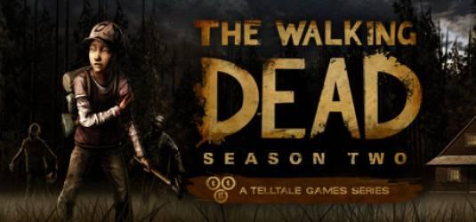 The Walking Dead: Season 2,  Reveal Trailer