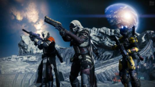 Бета Destiny будет сперва на PS3 и PS4