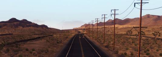 American Truck Simulator, новые скриншоты