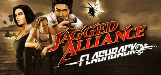 Jagged Alliance: Flashback в системе раннего доступа Steam