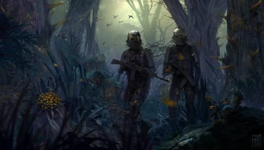 Areal - игра от бывших разработчиков серии игр S.T.A.L.K.E.R. и Metro: Last Light