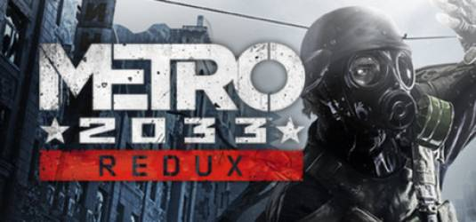 Metro 2033 Redux Xbox One vs PC