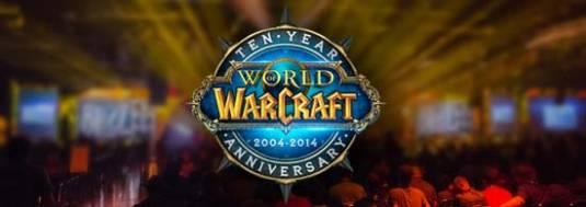 World of Warcraft исполнилось 10 лет!