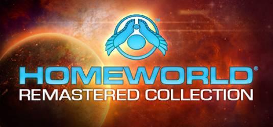 Homeworld Remastered, геймплейное видео с PAX South Gameplay