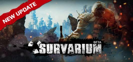 Survarium вышел в Steam