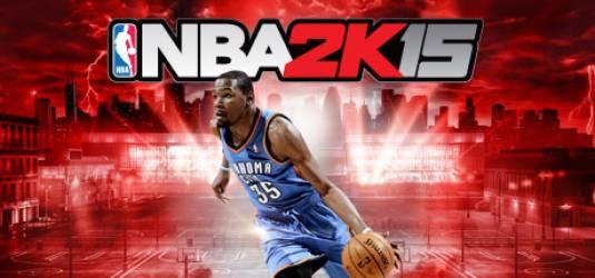 Выходные с NBA 2K15