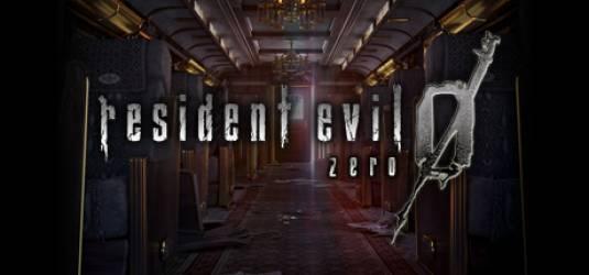 Resident Evil 0 HD Remaster, анонс
