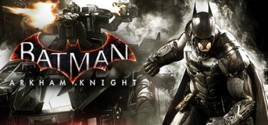 Batman: Arkham Knight NVIDIA GameWorks Batmobile Video