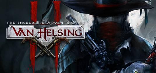 The Incredible Adventures of Van Helsing III Рецензия от IGN