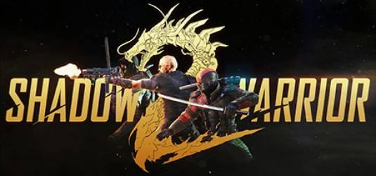 Shadow Warrior 2 - E3 2015 13 минут геймплея