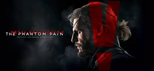 Metal Gear Solid V: The Phantom Pain, E3 2015 Gameplay Demo