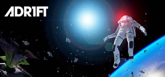 Adr1ft, E3 2015 Gameplay Demo