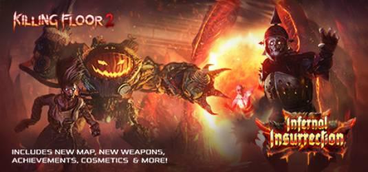 Killing Floor 2, E3 2015 трейлер с РС-версии