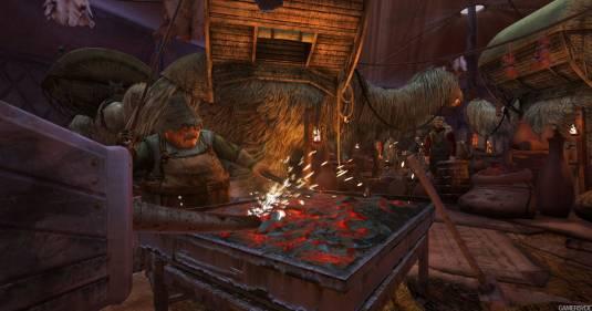 Syberia 3, новые скриншоты