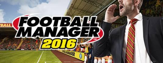 Football Manager 2016, анонс