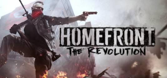"""Homefront the Revolution, локализованный трейлер c """"Игромира"""""""