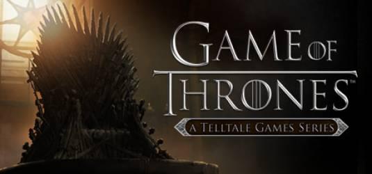 Game of Thrones: A Telltale Games Series - TV Cast Featurette