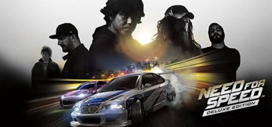 Need For Speed, первые 20 минут геймплея