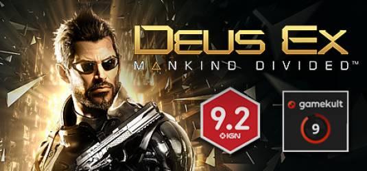 Deus Ex: Mankind Divided - A Window to the Future (геймплей, ревью, интервью)