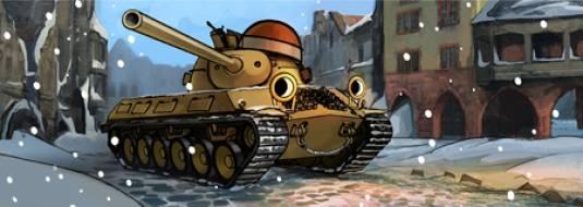World of Tanks. Конкурс «Новогодняя история»