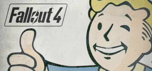Розыгрыш Fallout 4